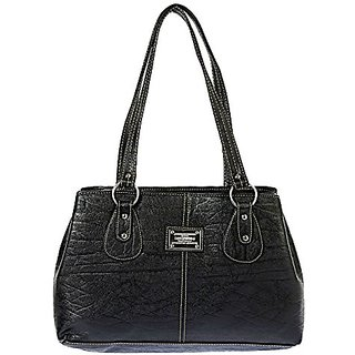 Bagizaa MEST5231 Black Handbag