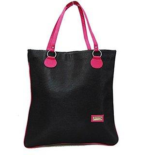 Bagizaa Designer Handbag (Black) (MEST2050)