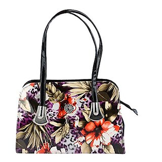 Bagizaa Medium Multicolor PUWomens And Girls Handbag