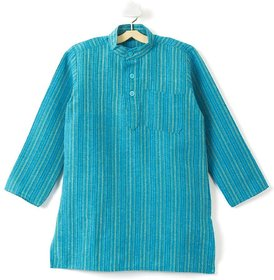 Pikaboo Striped Kids Kurta for Boys