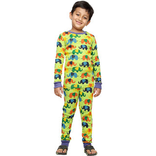 Elephant _Kids PJ Set