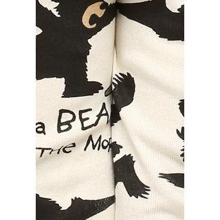 Bear In The Morning-Kids Pj Set
