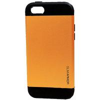 Wolfaccessories Spigen Sgp Slim Armor Back Case Cover For Apple Iphone 5C Golden