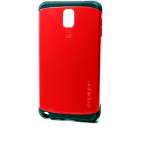 Wolf Accessories Spigen Sgp Slim Armor Back Cover Case For Samsung Galaxy Note 3-Red