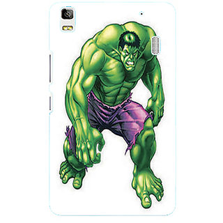 Lenovo K3 Note mobile back hard cover/case,  Matte finsh, premiun 3D printed, designer case - PRINTGASM BY SS