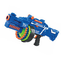 Blaze Storm Gun With Battery Operated  Safe Battle Bullet Game