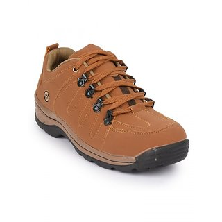 BAAJ Tan Casual Shoes-BJ715