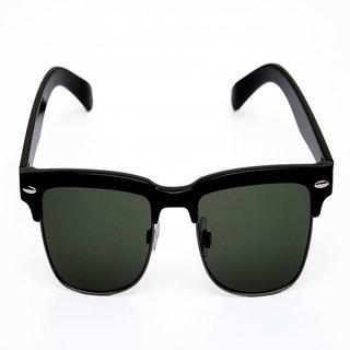 7d890a7b0e7f4 VERSARIO ITALY Wayfarer Sunglasses Unisex Green Lens (VSG21104GRN3)