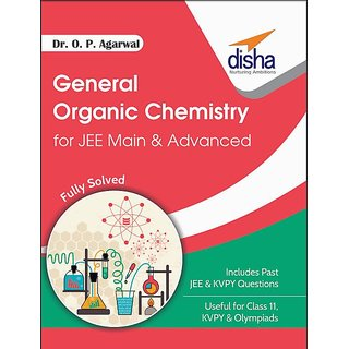General Organic Chemistry for JEE Main  JEE Advanced(Digital BOOK)(Only PDF Format)