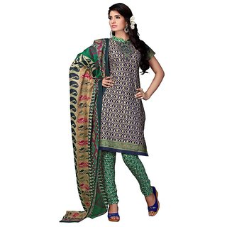Florence Multicolor ANANYA VOL-2 Cotton Printed Suit(SB-2675) (Unstitched)