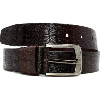 Men's BABY CROCDILE Belt Small
