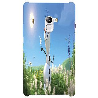 Lenovo K4 Note printed back hard cover/case,  Matte finsh, premiun 3D printed, designer case - PRINTGASM BY SS