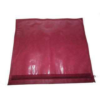(12 PC )Oneside Clear Plastic Clothes Sari Saree cover Bags Garment Storage  sc 1 st  Shopclues & Buy (12 PC )Oneside Clear Plastic Clothes Sari Saree cover Bags ...