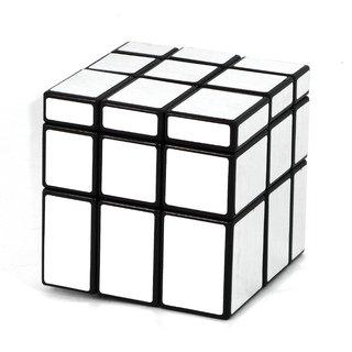 Velamart Bang Bang Style 3x3x3 Rubic Cube, Silver Magic Mirror Puzzle Cube