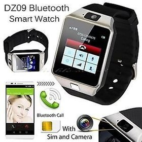 DZ09 Bluetooth Smart Watch Compatible with  Smart Phone