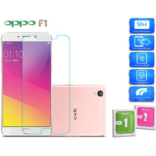 PREMIUM QUALITY TEMPERED GLASS FOR OPPO F1