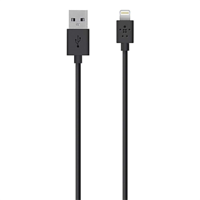BELKIN LIGHTNING CABLE FOR IPHONE 5/5S/IPAD4/IPAD MINI/IPAD AIR/IPOD TOUCH 5