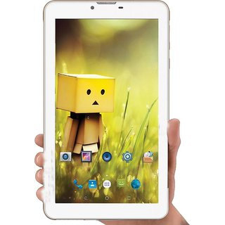IKall N4 7 Inch Display 16 GB WiFi  4G Calling  Tablet