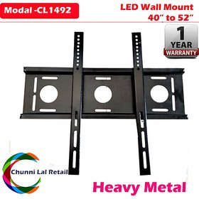 LED LCD TV Plasma Wall Mount Bracket Fixed Stand 40 42 46 50  52 55