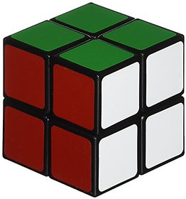 Lanlan 2x2 Speed Cube, Black