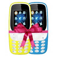Combo Of IKall K3310 (Dual Sim, 1.8 Inch Display, 800 M - 118371247