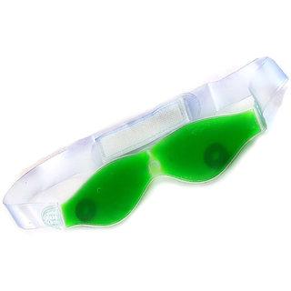 Kudos Aloe Vera Ice Cool Gel Eye Mask Eye Gel( pack of 1 )