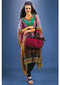 Admyrin Chic Multi Colour Printed Kurti