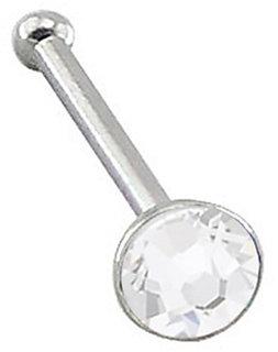 Style Tweak Crystal Stone Nose Pin