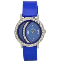 S4 Blue Exclusive Designer Analog Watch For Women