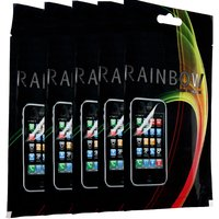 Pack Of 5 Rainbow Screen Protector For Micromax A92 Canvas Lite