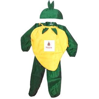 Mango Fruit Fancy Dress Costume For Kids