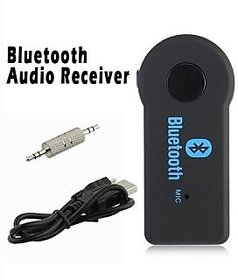 Wireless Bluetooth Receiver Adapter 3.5mm Aux , Audio, Stereo music Car Kit