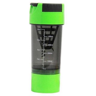 bbr  Gym Protein Shaker Water Bottle(assorted) 500ml