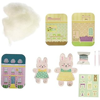 My Studiogirl - Make-Your-Own Tiny Town Buddies - BUNNY - 67113