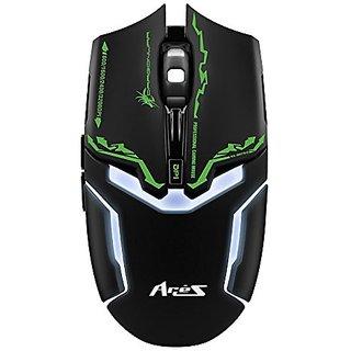 Dragon War ELE-G10 USB Laser Gaming Mouse