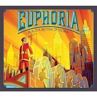 Euphoria: Build a Better Dystopia Board Game