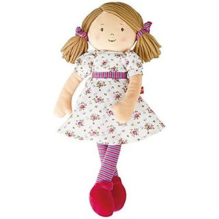 Hape Hape - Happy Family Doll - My Little Doll Rosie Baby Doll