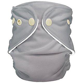 FuzziBunz First Year Adjustable Diaper, Shade, 6-24 Pound