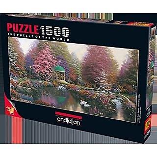 Anatolian Puzzle 1500 Piece Paradise Retreat