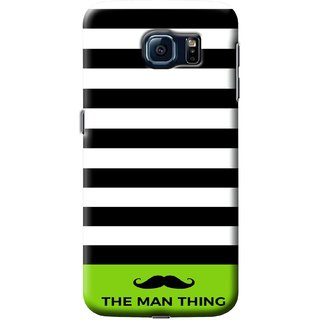 Case story Samsung galaxy S6 back cover