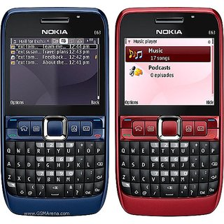 Nokia E63  /Good Condition/Certified Pre Owned (6 month WarrantyBazaar Warranty)