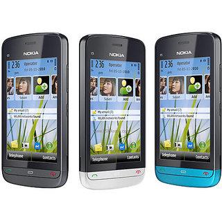 Nokia C503 /Good Condition/Certified Pre Owned(6 Month WarrantyBazaar Warranty)