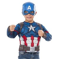 Marvel Captain America: Civil War Captain America Muscl
