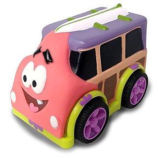 Sponge Bob Patrick Pull Back Vehicle