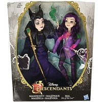 Disney Descendants Two-Pack Mal Isle Of The Lost And Ma