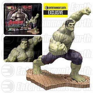 Avengers Rampaging Hulk Art Fx Kotobukiya Ee Exclusive Variant Statue