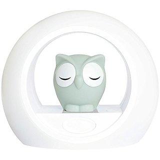 Zazu LOU Voice Activated Night Light Lamp (Grey)
