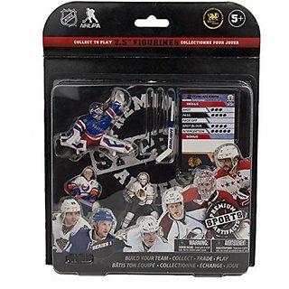 NHL 2.5 Figure Starter Pack Fantasy Team: Tavares, Keith, Lundqvist
