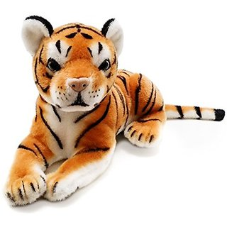 Baha the Baby Tiger Stuffed Animal Plush