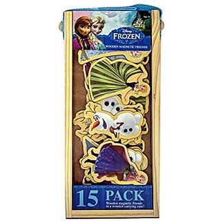 Disney Frozen Wooden Magnetic Friends